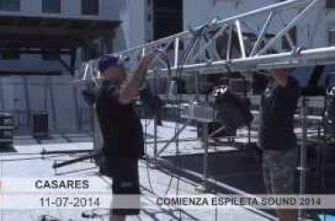 VÍDEO: Comienza Espileta Sound 2014