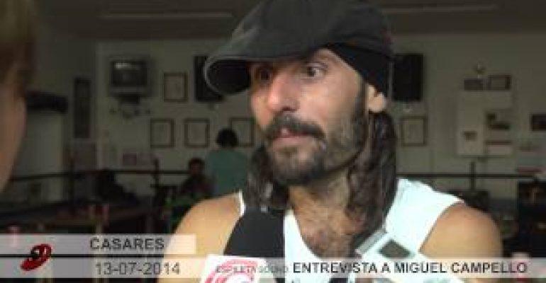 VÍDEO: Miguel Campello, El Bicho, en el Espileta Sound