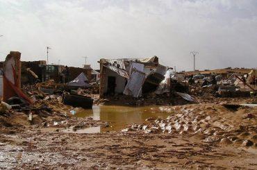 Casares colabora con el Sáhara a través de varios colectivos en el envío de ayuda humanitaria