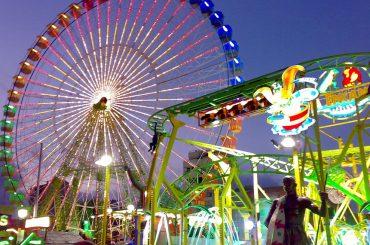 16.08.12 Zona joven – Feria de Manilva