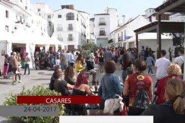 17.04.27 Tertulia en Femenino – Degusta Casares y Semana Cultural