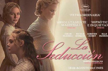 17.08.17 Verano de Cine – La Seducción