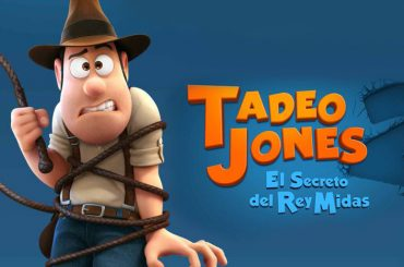 17.08.24 Verano de Cine – Tadeo Jones 2