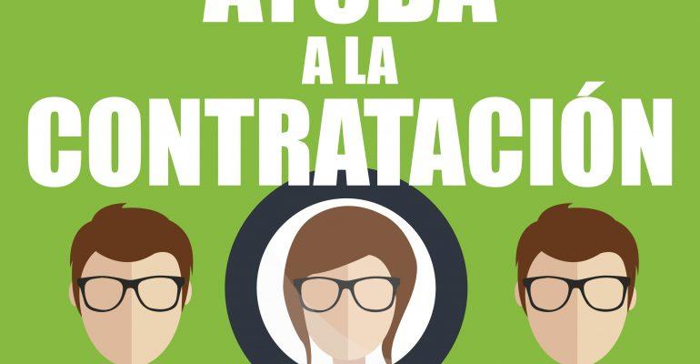 Nueva edición del programa de empleo de ayuda a la contratación