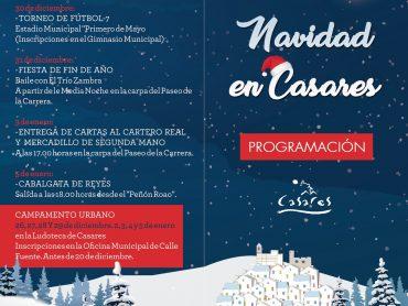 Comienzan los eventos navideños en Casares
