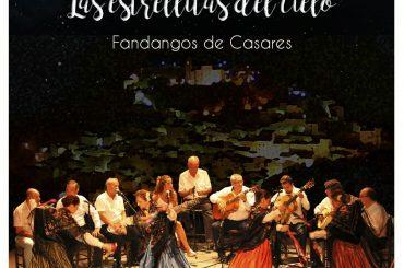 """El CD-DVD """"Las Estrellitas del cielo. Recital de Fandangos de Casares"""" se presenta el martes 27 de febrero"""