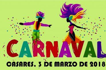3 de marzo Carnaval de Casares