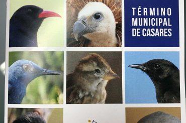 Casares presenta la segunda edición de la colección Guías de Campo
