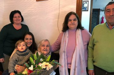 Entrevista a Ana Perea por sus 100 años