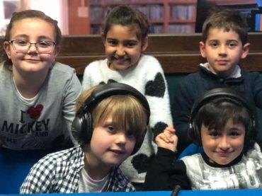 Con mirada infantil | Día del libro