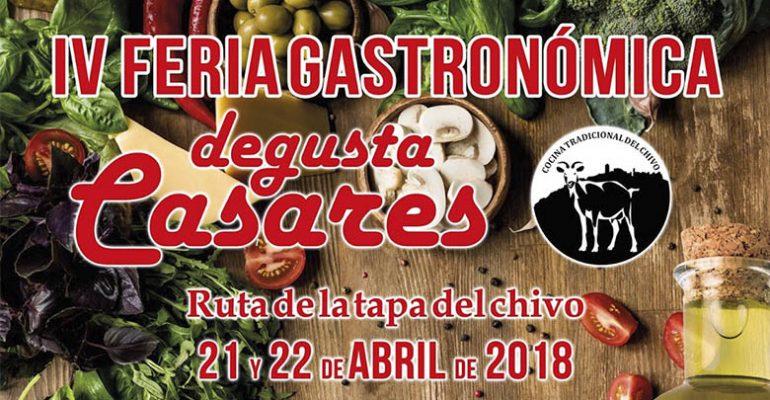 Informativos en Radio Casares   13 de abril de 2018